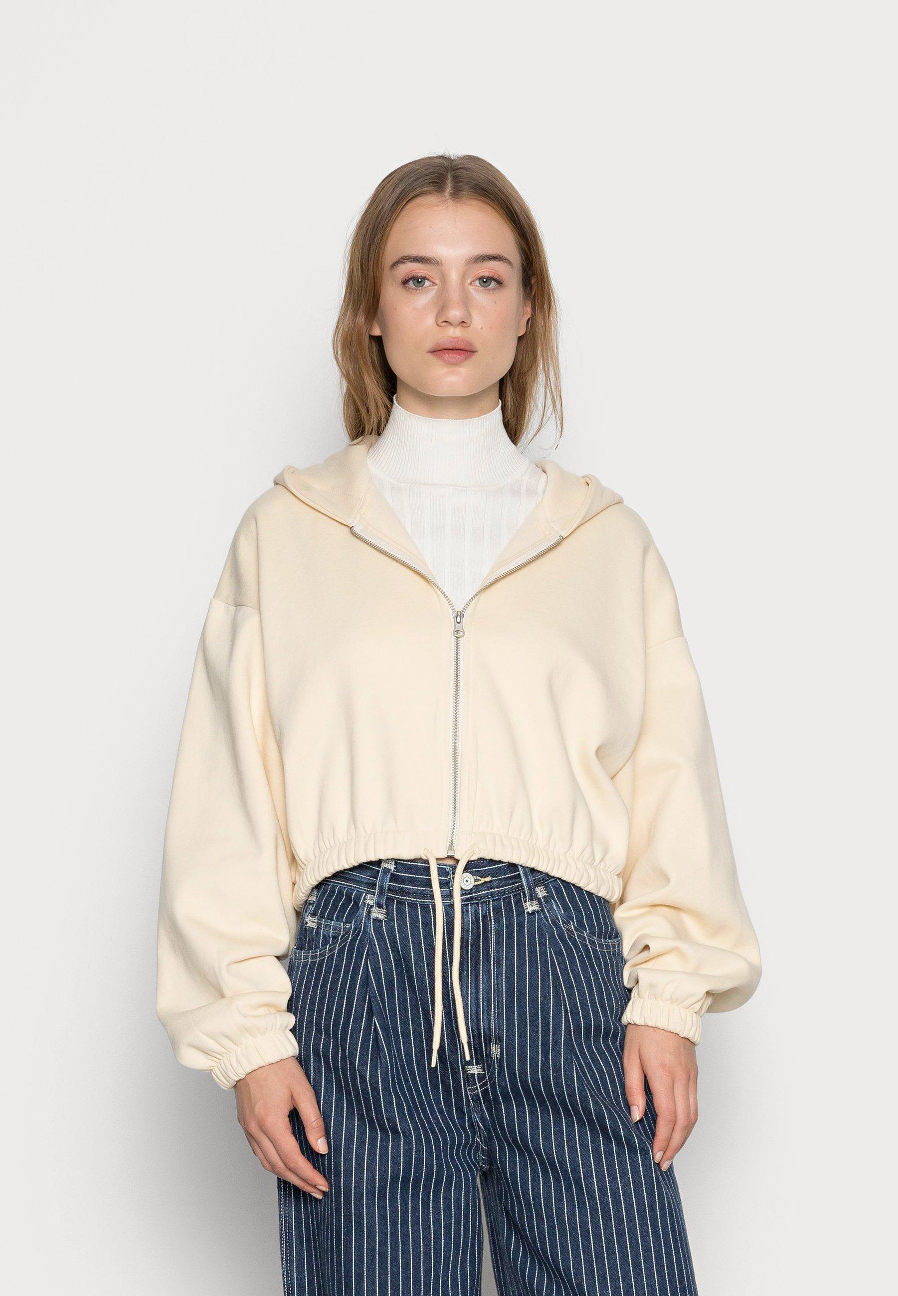 Women MIRIAM ZIP HOODIE - Zip-up sweatshirt