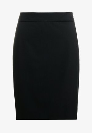 THE PENCIL SKIRT - Pouzdrová sukně - black