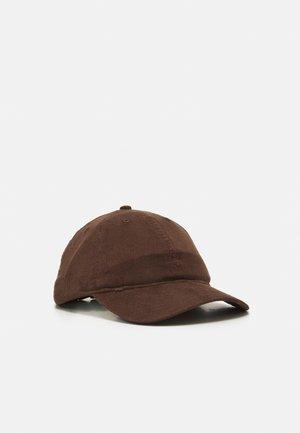 LOW PROFILE CORDUROY UNISEX - Keps - brown