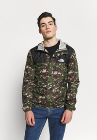 The North Face - SEASONAL MOUNTAIN  - Veste coupe-vent - olive - 0