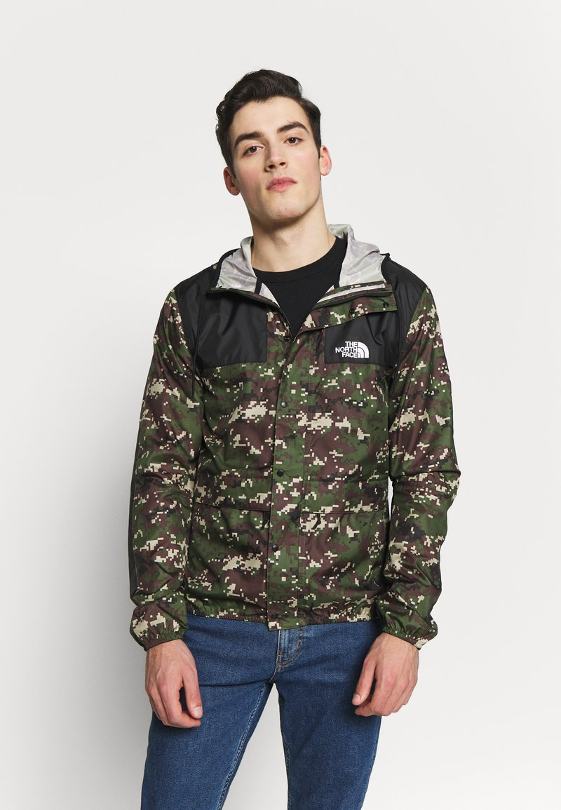 The North Face - SEASONAL MOUNTAIN  - Veste coupe-vent - olive