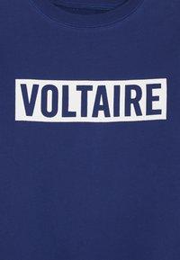 Zadig & Voltaire - Sweatshirt - blue - 3