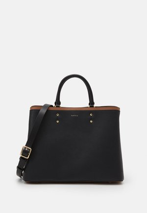 SHOPPER SNATCH - Tote bag - black