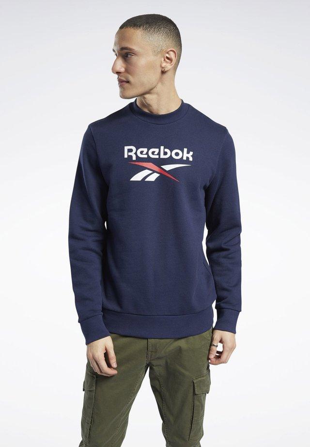 CLASSICS VECTOR CREW SWEATSHIRT - Sweatshirt - blue