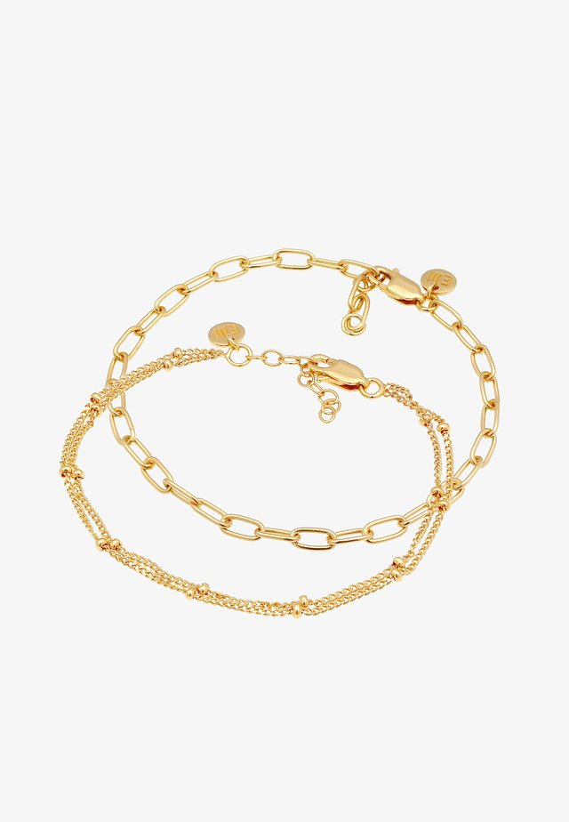 2ER SET LAYER - Rannekoru - gold