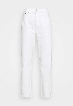 90'S PINCH WAIST - Straight leg -farkut - porcelain
