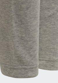 adidas Performance - ESSENTIALS LINEAR LEGGINGS - Leggings - grey - 4