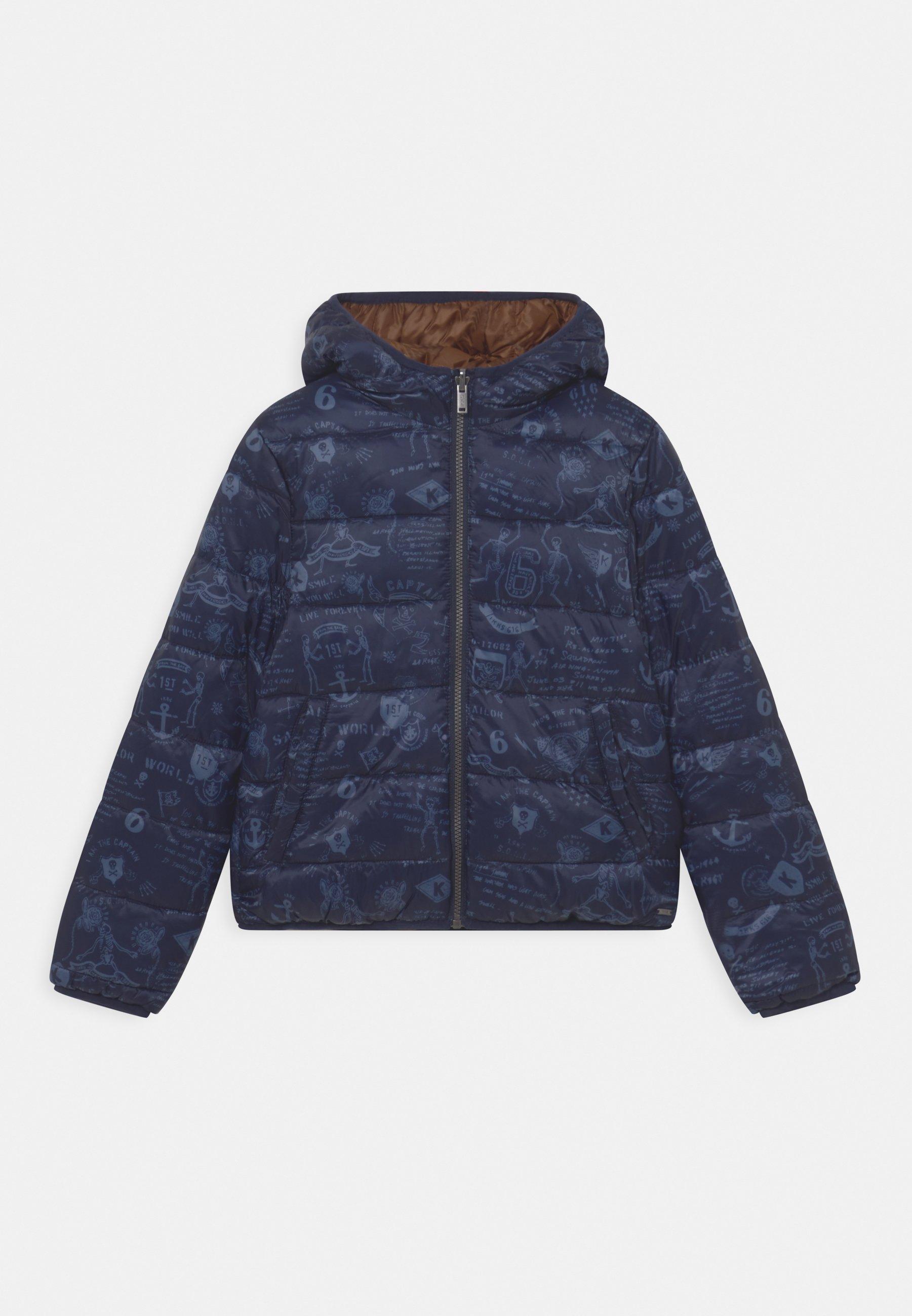 Kinder REVERSIBLE WINTER COAT - Winterjacke