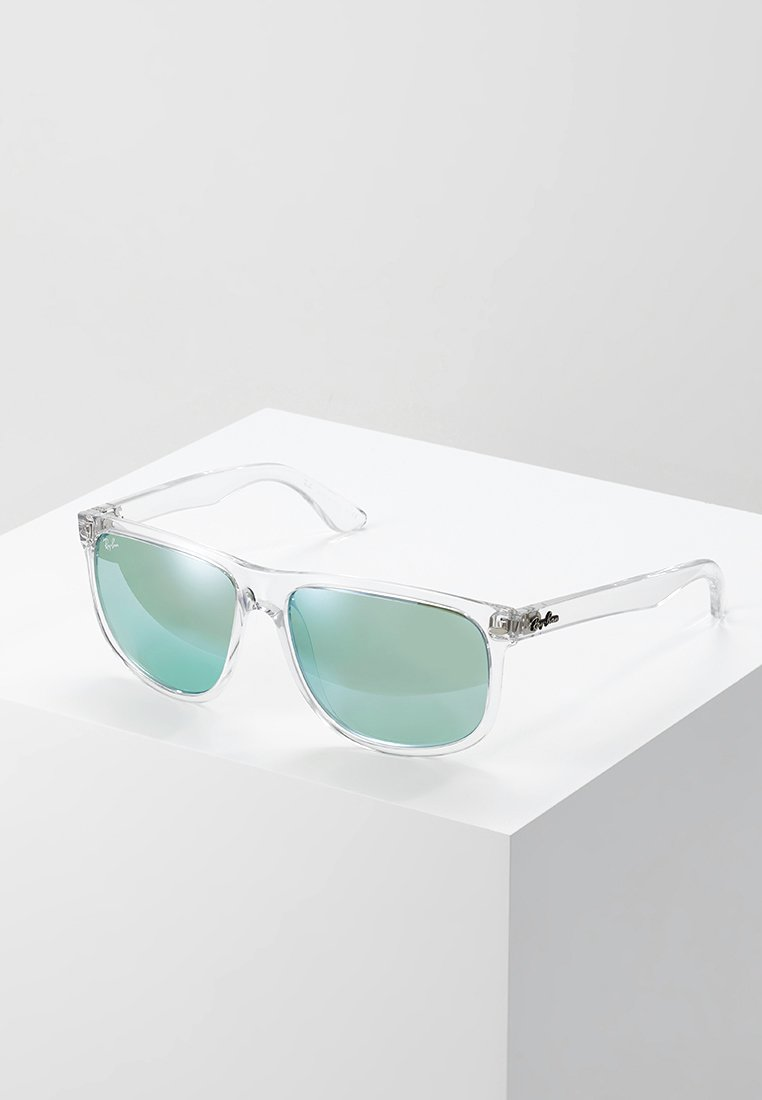 Ray-Ban - Sluneční brýle - clear green flash silver-coloured