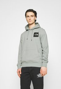 The North Face - FINE HOODIE - Hoodie - wrought iron - 0