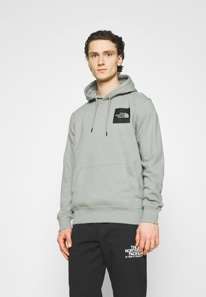 FINE HOODIE - Sweat à capuche - wrought iron