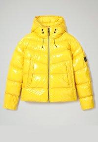 Napapijri - A-LOYLY - Winter jacket - yellow oil - 1