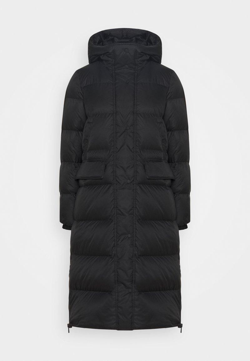 Marc O'Polo - BIG PUFFER COAT FILLED - Down coat - black
