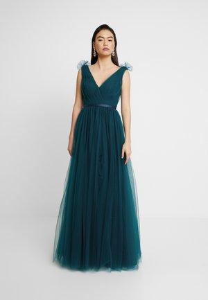GRACE - Suknia balowa - emerald