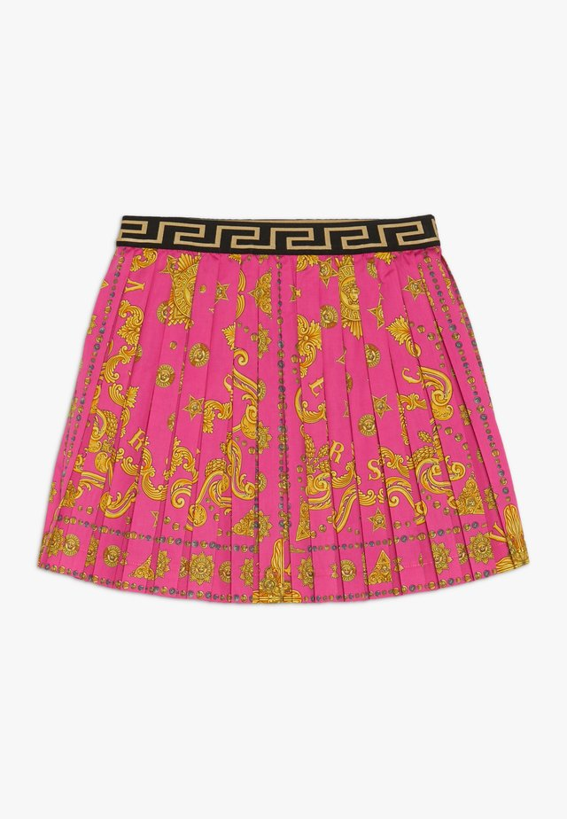 GONNA - A-line skirt - fuxia
