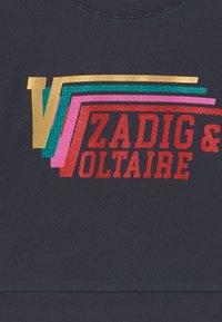 Zadig & Voltaire - Sweatshirt - navy - 2