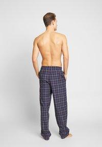 Pier One - Pyjama bottoms - dark blue - 2