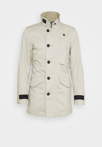 SCUTAR UTILITY - Krátký kabát - beige