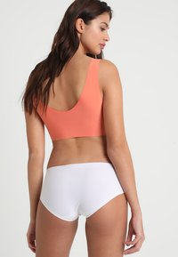 Sloggi - FEEL TOP - Biustonosz bustier - papaya - 2