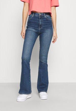 MOXY - Jeans a zampa - breeze dark stone