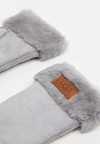 UGG - TURN CUFF GLOVE - Gants - light grey - 2