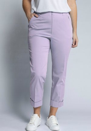 Trousers - orchidee