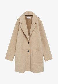Mango - PANO - Winter coat - sandfarben - 0