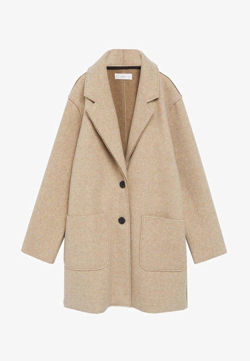 Mango - PANO - Winter coat - sandfarben