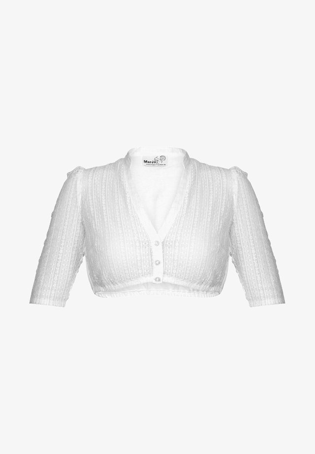 EMMA-LINDA - Blouse - white