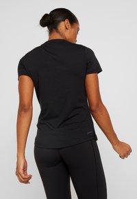 adidas Performance - PRIME TEE - Camiseta de deporte - black - 2