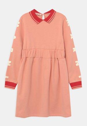 Day dress - shrimp pink