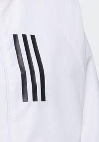 adidas Performance - Softshelljacke - white/black - 5