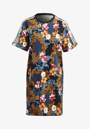 DRESS - Jerseyklänning - multicolor