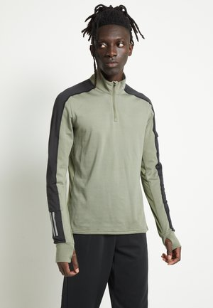 RESPONSE SPORTS RUNNING - T-shirt sportiva - green