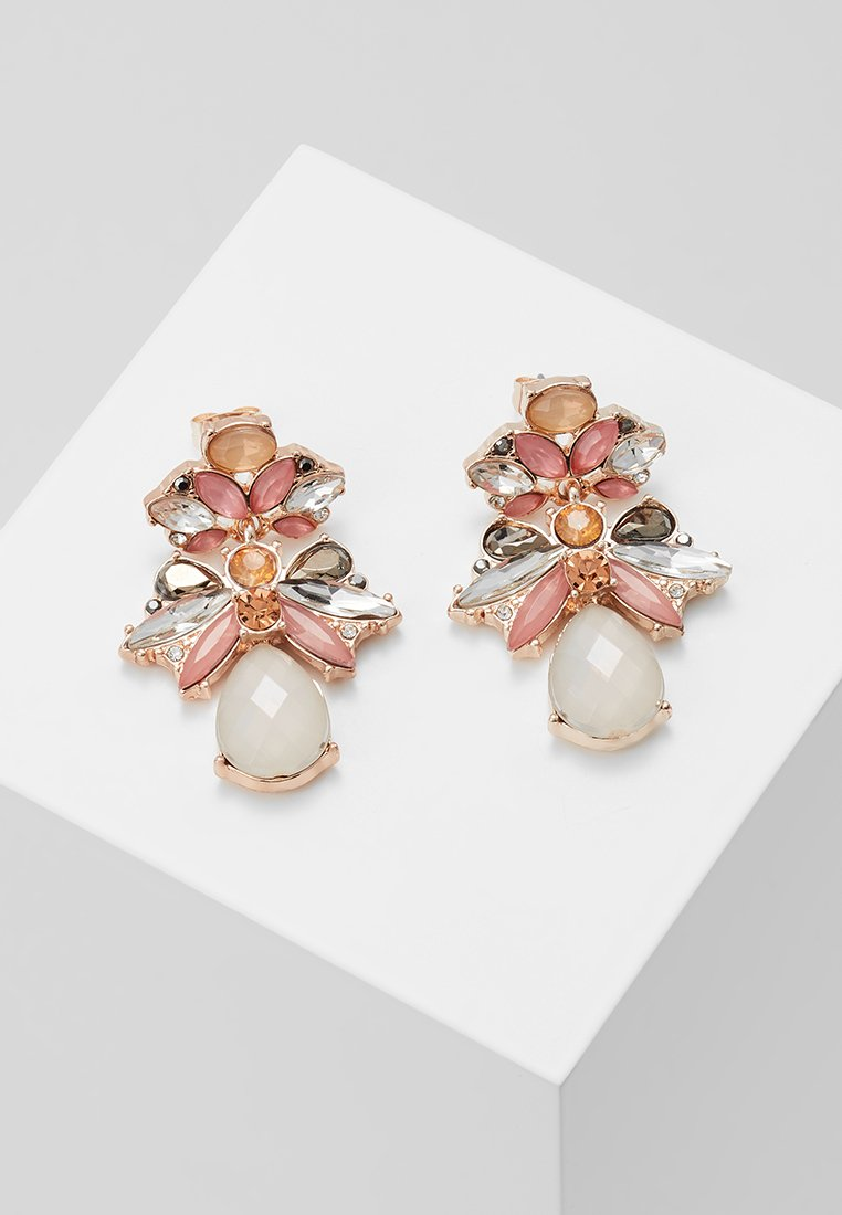 ONLY - ONLLIKKA EARRING - Oorbellen - blush