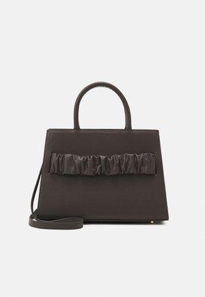 CHOUCHOU CARRÉ - Handbag - stone