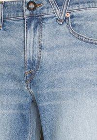 Volcom - SOLVER - Jeans Straight Leg - vintage blue - 4
