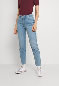Pieces - PCLUNA  - Jeans straight leg - medium blue denim - 0