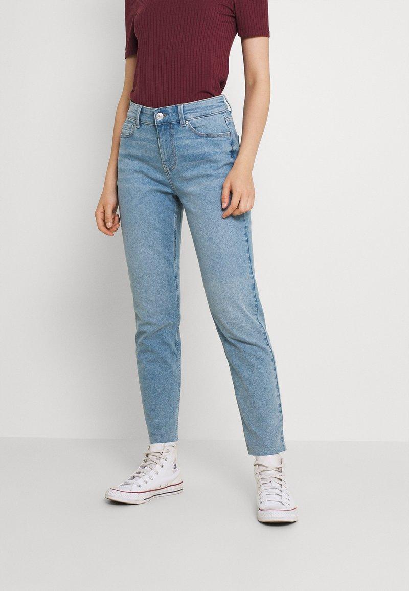 Pieces - PCLUNA  - Jeans straight leg - medium blue denim