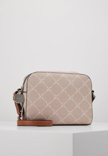 ANASTASIA CLASSIC - Across body bag - taupe