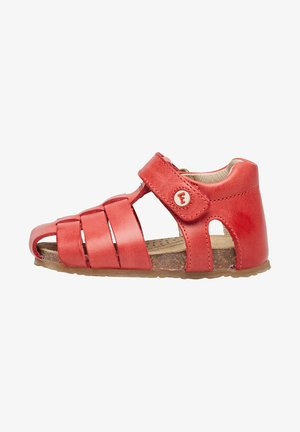 BARTLETT - Chaussures premiers pas - rot