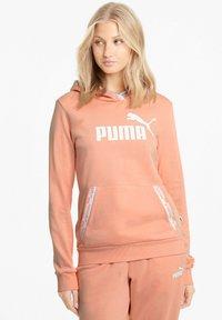 Puma - Hoodie - apricot blush - 0