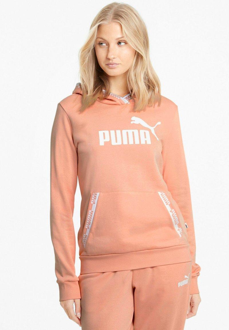 Puma - Hoodie - apricot blush