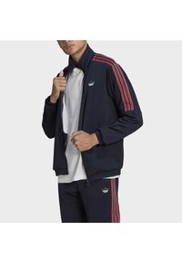 adidas Originals - SPRT 3-STRIPES TRACK TOP - Training jacket - blue - 3