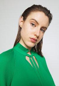Lauren Ralph Lauren - DRAPEY - Long sleeved top - hedge green - 3