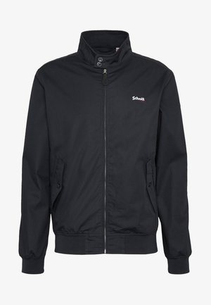 CABLE - Summer jacket - navy