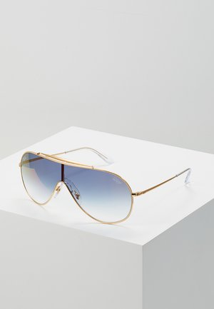 WINGS UNISEX - Sonnenbrille - gold-coloured