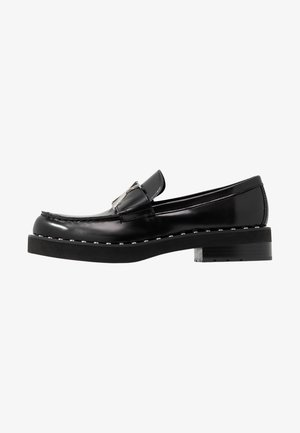 NORWOOD - Slippers - black