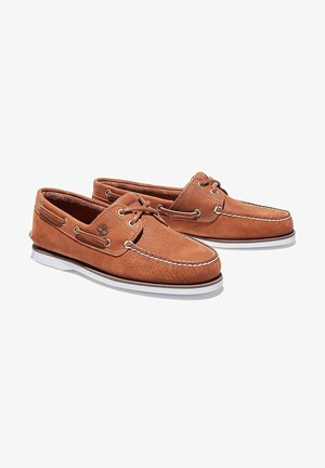 Boat shoes - saddle