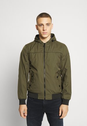 RICKS - Summer jacket - army